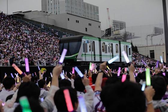 【乃木坂46】バスラのミニ電車に1億掛かってるてマジ?!