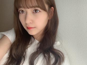【悲報】金川紗耶さん、茶髪になる…。