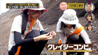 【乃木坂工事中】富士登山のクレイジーコンビ好き!