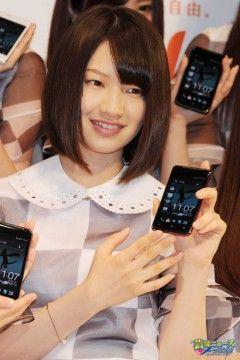 【乃木坂46】中田花奈ってAKB48の横山由依に似てたんだな。