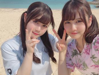 【乃木坂46】目が綺麗なこの2人!ほんと可愛い!!