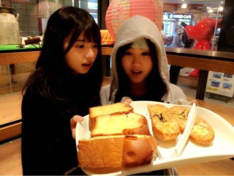 乃木坂46のメンバーがパン屋を開業したらありがちなこと
