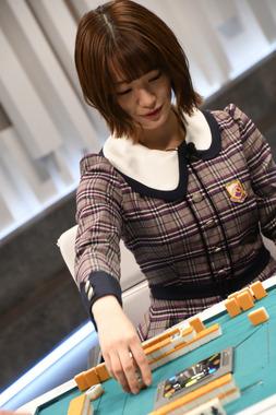 【乃木坂46】中田花奈さん、メンバーに麻雀を布教する