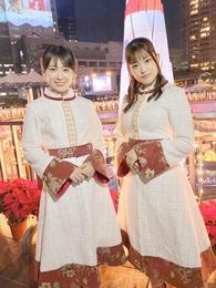 【乃木坂46】台湾の点灯式の衣装ってこれと一緒だな