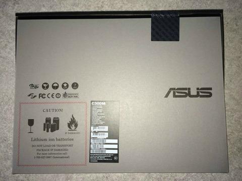 Chromebook C300MA 外箱