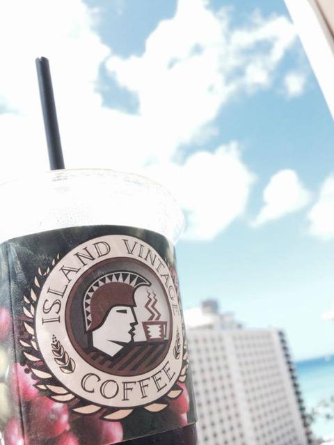 ハワイ コーヒー テイクアウト