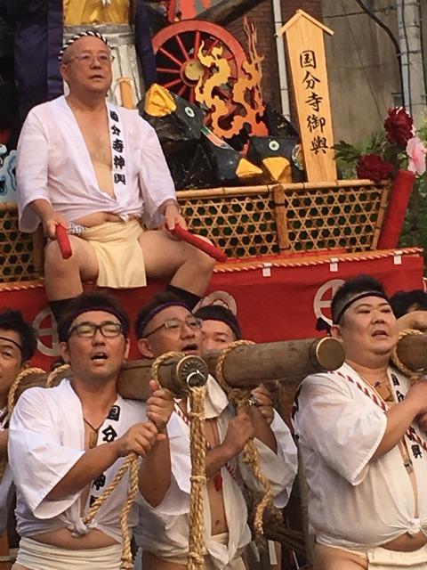 社長  神輿