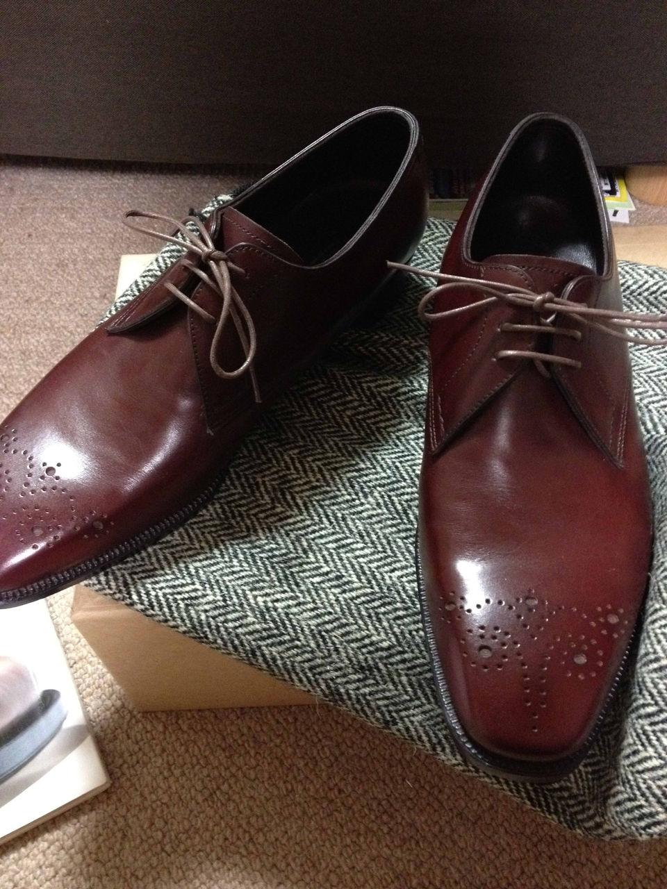 靴ヽ(´ー`)ノ完成