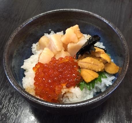 三陸お宝丼