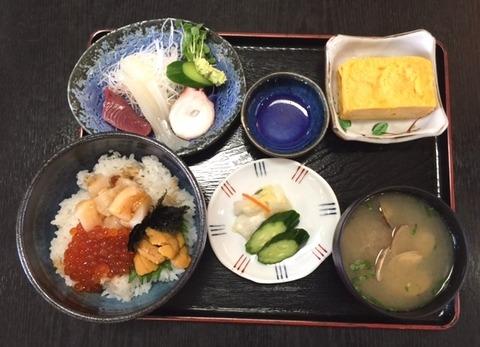 三陸お宝丼2