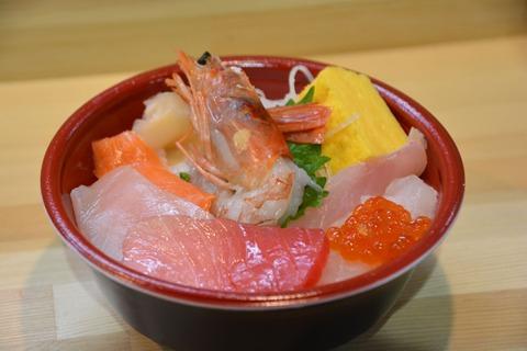 ⑮海鮮丼M