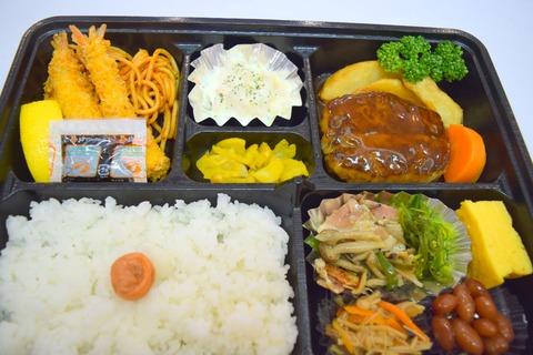 ハンバーグスペシャル弁当1,080円M