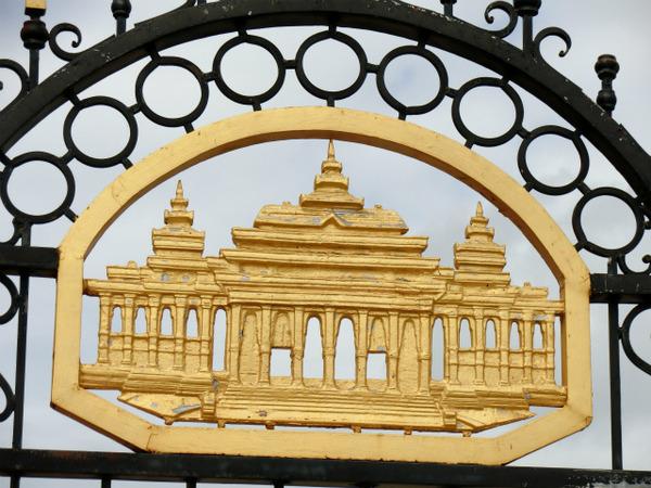 20160617_国会議事堂(ミャンマー・ネーピードー) (4)