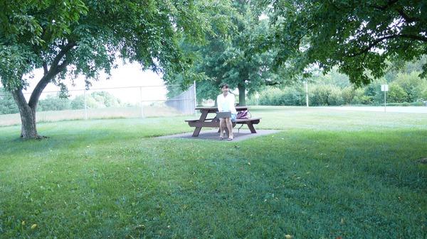 20160719_Rest Area_Vermont