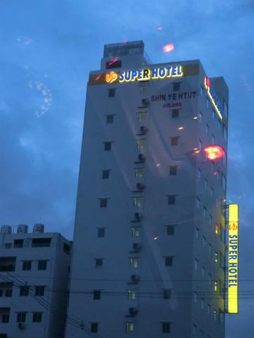 20160617_スーパーホテルミャンマー・ヤンゴン・ガバエロード