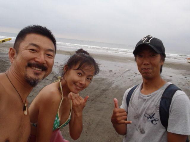 海と田中律子