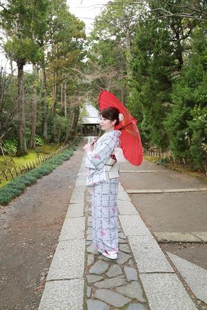 鎌倉着物レンタル撮影 (1)