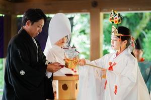 鎌倉宮結婚式12