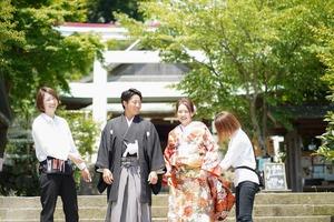 鎌倉宮結婚式22