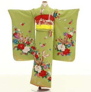 鎌倉七五三 レンタル着物 7歳 1465