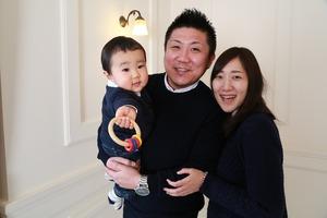 鎌倉家族写真