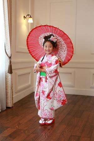 鎌倉七五三7歳写真2