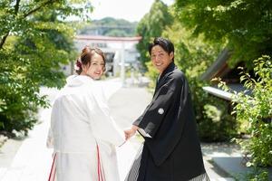 鎌倉宮結婚式16