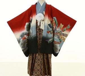 鎌倉七五三 5歳男子 着物レンタル 1995