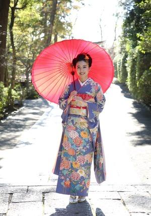 成人前撮りロケーション撮影鎌倉