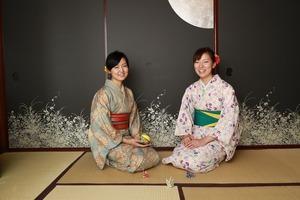 鎌倉レンタル着物