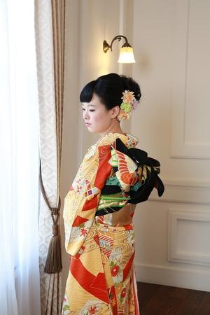 鎌倉成人式振袖2