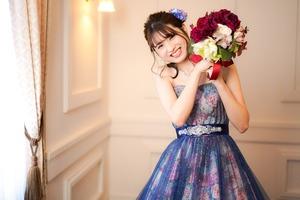 成人式 前撮り 振袖 ドレス1