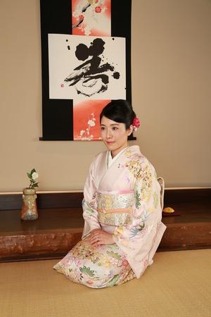 鎌倉着物写真 (2)