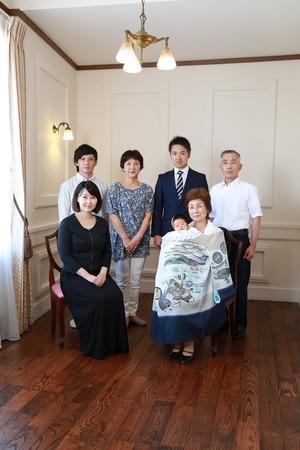 鎌倉お宮参り写真 (2)