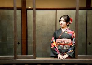 鎌倉 成人式前撮り 全データ付きプラン 12