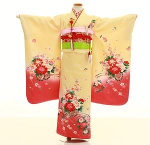 鎌倉七五三 レンタル着物 7歳 1770