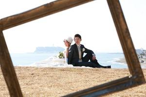 江ノ島婚礼ロケーション写真