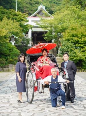鎌倉宮成人式ご祈祷 振袖前撮り ロケーションフォト5