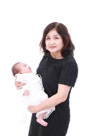 赤ちゃん写真 ベビーフォト お宮参り写真