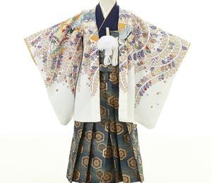 鎌倉七五三 5歳男子 着物レンタル 2144