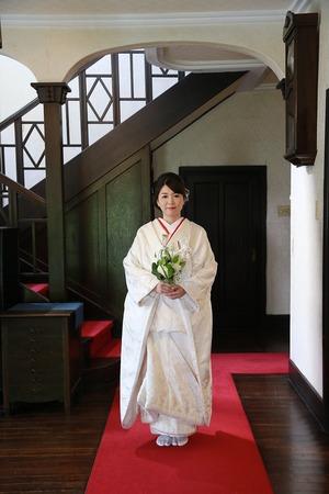 鎌倉西御門サローネフォトウェディング1