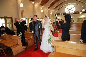 カトリック由比ガ浜教会結婚式6