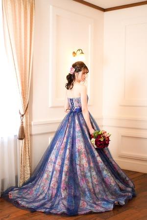 成人式 前撮り 振袖 ドレス2