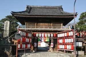 鎌倉本覚寺正月えびす