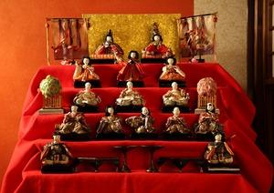 雛人形 3月3日 桃の節句 ひな祭り