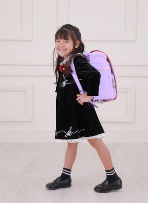 鎌倉 逗子 葉山 小学校入学記念写真 ランドセル