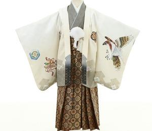 鎌倉七五三 5歳男子 着物レンタル 1991