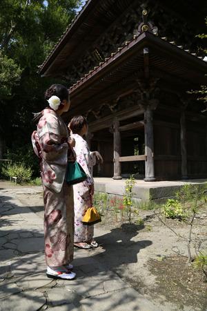 鎌倉着物竹写真 (2)
