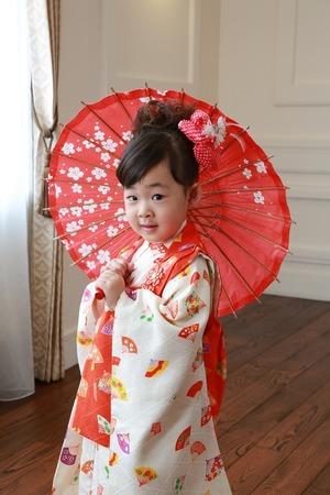 鎌倉七五三3歳撮影