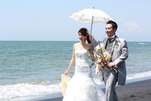 鎌倉稲村ガ崎 海ロケ 砂浜